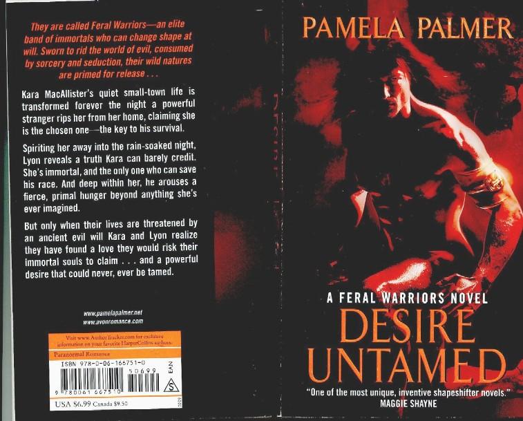 a warrior s desire palmer pamela